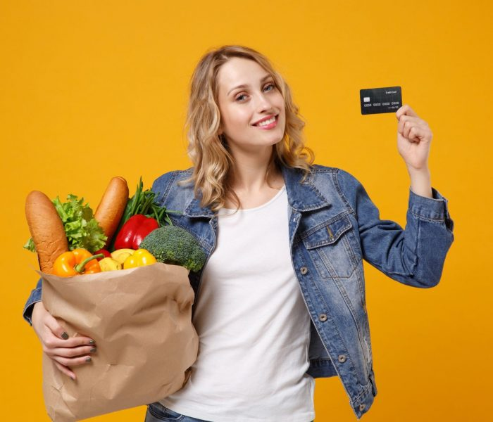 Triple the Value of Your Grocery Spending With This New Credit Card Benefit